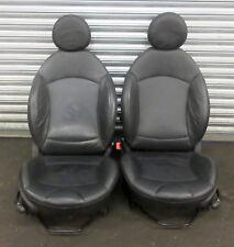 Genuine MINI Complete Black Full Leather Interior Seats for R55 Clubman & LCI