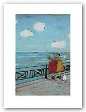 ART PRINT Her Favorite Cloud Sam Toft