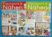 Patchwork SPEZIAL Die 100 besten Ideen  2//2017  ungelesen