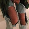 Sexy Women's Bling Crystal Rhinestone Fishnet Pantyhose Tights Stockings Fashion