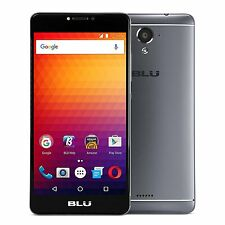 BLU R1 Plus 16GB 4G LTE Unlocked GSM Smartphone w/ 13MP+5MP Cameras - Black