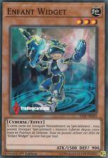 ♦Yu-Gi-Oh!♦ Enfant Widget (Kid - Cyberse) : YS18-FR003 -VF/Super Rare-