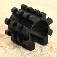 Black Tactical 8-Rail Barrel Mount System for Winchester 12 Gauge Shotgun Rifle