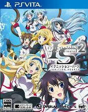 Used PS Vita Is lt;Infinite Stratosgt; 2  SONY PLAYSTATION JAPANESE IMPORT