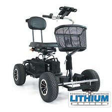 Powerhouse Golf TITAN Elite Buggy Complete With Lithium Battery