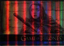 Game Of Thrones Season 6 Foil Base Card #3 The Red Woman