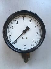 pressure gauge Wika