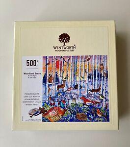 Wentworth wooden jigsaw puzzle Woodland Scene 500 pieces