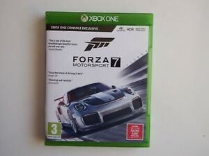 Forza Motorsport 7  for Xbox One in MINT Condition