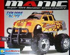 Unbranded Toy Grade Plastic RC Model Vehicles & Kits