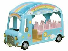 Sunshine Nursery Bus Calico Critters Fits 12 Babies Removable Seats Pool Wheels