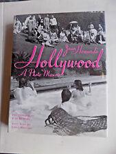 Jean Howard's Hollywood A Photo Memoir Volume in Inglese - D3
