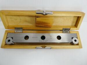 200mm  Sinuslineal  f. Fräsmaschine Schleifmaschine Messmaschine