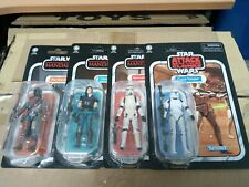 Star Wars The Vintage Collection 3.75 inch Wave 3 The Mandalorian set