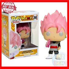 FUNKO POP Dragon Ball Z Super Saiyan Rose Goku Black PVC Action Figure Toy #260