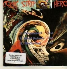 (CP65) Obsessed, Comic Strip Hero - 2004 DJ CD