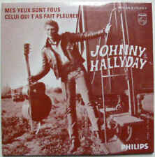 JOHNNY HALLYDAY Mes yeux sont fous (CD single)  NEUF SCELLE REEDITION 2006