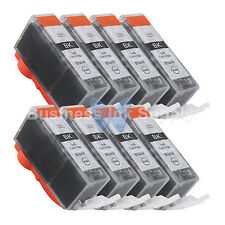 8 PGI-225 BLACK Ink for Canon Printer PIXMA iX6520 MG6120 MG8120 * PGI-225BK