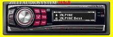 SINTO-CD MP3 ALPINE 9856 R  9856R  NEW 2 ANNI GARANZIA