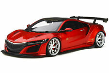 Honda NSX LB Works candy-red rot 2017 - 1:18 - GT Spirit