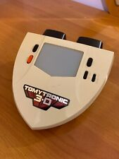 Vintage 1983 Tomy Tomytronic 3-D Handheld Tabletop Game Thundering Turbo Works
