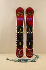 Snowblades Microski Trick Ski's Rare KDK Antything's Possible Inc All Mountain