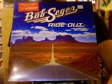 Bob Seger Ride Out LP sealed 180 gm vinyl gatefold