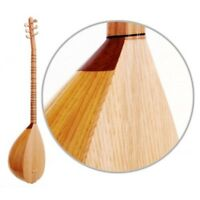 TURKISH FOLK MUSIC INSTRUMENT SAZ CURA (BIG SIZE)  HIGH QUALITY  HANDMADE NEW