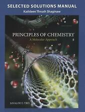 Selected Solutions Manual for Chemistry : A Molecular Approach by Nivaldo J. Tro
