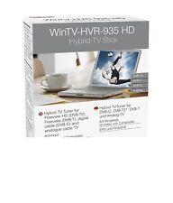 @ Hauppauge WinTV HVR935 HD TV Stick DVB-T DVB-T2 DVB-C HDTV @