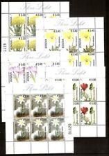 Kosovo Stamps 2018. Flora, Flowers. Mini Sheet MNH