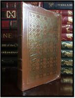 The Martian ✎SIGNED✎ by ANDY WEIR New Sealed Easton Press Leather Gift Hardback