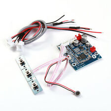 DIY Bluetooth 3.0 Audio Receiver Board Wireless Stereo Sound Module 12V 24V Car