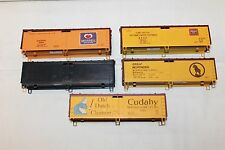 ** Athearn Blue Box Rolling Stock Parts ** 1-40' Wood Ice Reefer Shell Parts Lot