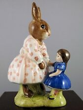 "Royal Doulton Bunnykins Figurine - ""Dollie Bunnykins Playtime"" - Db8"