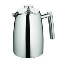 100% Genuine! AVANTI Modena S/S Twin Wall Coffee Plunger 350ml 3 Cup! RRP $75.95