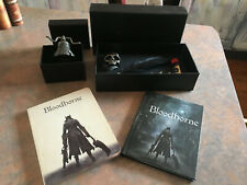 Bloodborne Collectible including Quill Set Ink Feather Skull, Bell and Books