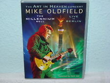 "****DVD-MIKE OLDFIELD""THE ART IN HEAVEN CONCERT-THE MILLENNIUM BELL""-Warner****"