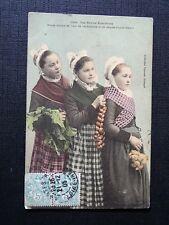 CPA Les Petites Roscovites Nous avons de l'ail, de l'échalote et de beaux