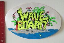 Aufkleber/Sticker: Wave Board (14031684)