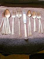 Delmar Silverplate Flatware Vintage 1939 Craft Resell Barn Find-Lot of 15!!