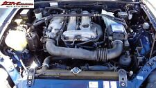 98 99 00 01 MAZDA MIATA MX-5 FRONT CLIP 1.8L ENGINE 6-SPEED TRANSMISSION JDM BP