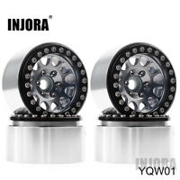 "1.9"" Metal Beadlock Wheel Rim for 1/10 RC Traxxas TRX4 D90 Axial SCX10 &SCX10 II"