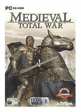 Medieval: Total War PC NEW And Sealed Original UK Release NOT Budget