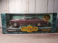 Ertl American Muscle 1967 Chevy Chevelle SS L78 1:18 Scale Diecast Car Exclusive