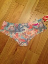 DISNEY'S THE LITTLE MERMAID Ladies Hipster Briefs Primark OFFICIAL SIZE 6/8