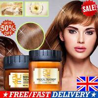PURC 60/120ml Magical Keratin Hair Treatment Mask 5 Seconds Repairs Damage Hair