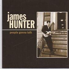 James Hunter-People Gonna Talk cd single