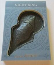 Game of Thrones Valyrian Steel Knight King Relic Prop Pin Card H9