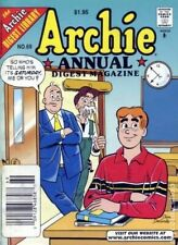 Archie Annual Digest #69 1997 FN Stock Image